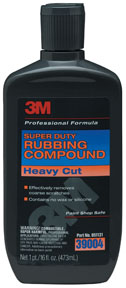 3m super duty rubbing compound instructions