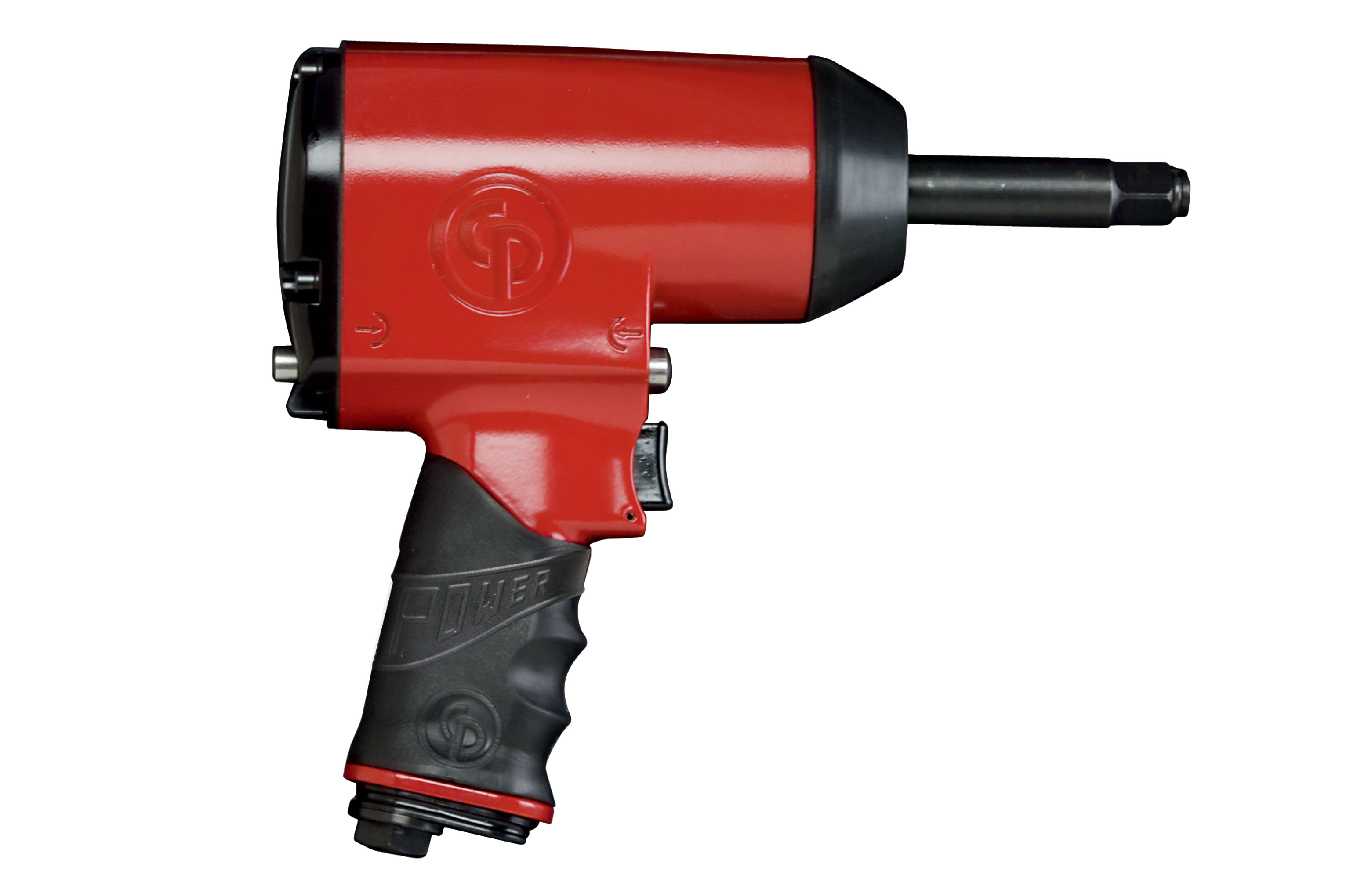 "Chicago Pneumatic Impact Wrench w/ 2"" Extended Anvil, 1/2"""