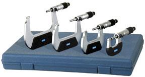Fowler Disc Brake Micrometer w/ Extended Range