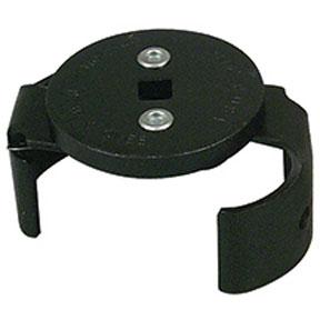 Lisle Adjustable End Cap Oil Filter Wrench
