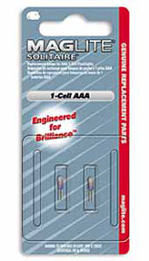 Mag Instrument Replacement Solitare® Bulbs - 2 Pack