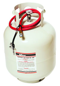 Milton Industries Portable D.O.T. Air Tanks