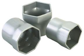 "OTC Tools & Equipment 3-1/8"" 3/4"" Drive 8 Point Bearing Locknut Socket"
