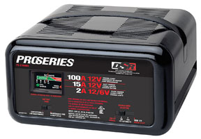 Schumacher 100 amp/15 amp/2 amp Manual or Fully Automatic Battery Charger and Engine Starter