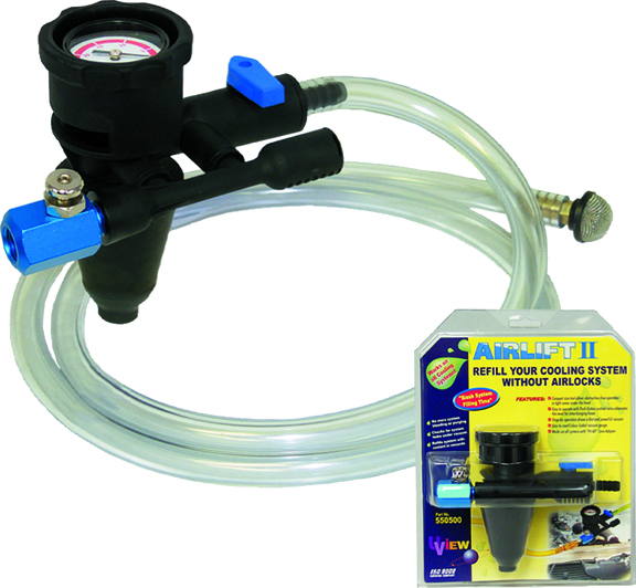UView AirLift™ II - Cooling System Tool