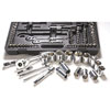 "ATD Tools 104 pc. 1/4"", 3/8"", 1/2"" SAE/Metric Master Socket Set"