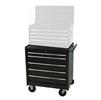 """ATD Tools 5-Drawer Roller Cabinet, Black, 27"""""""