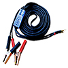ATD Tools 25', 4 Gauge, 600 Amp Plug-In Booster Cables