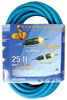 ATD Tools 25 ft. 12/3 Gauge Single Plug & Lock Extension Cord