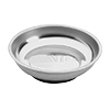 ATD Tools Stainless Steel Magnetic Parts Tray - Round