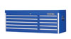 Extreme Tools 11 Drawer Top Chest,Blue