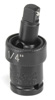 "Grey Pneumatic 1/4"" x 1/4"" Universal Joint w/ Friction Ball"