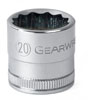 GearWrench ½½ Dr. 12 Pt. Std. Metric Socket, 10mm