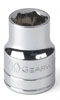 GearWrench ½½ Dr. 12 Pt. Std. Metric Socket, 13/16""