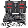 GearWrench 114 pc. Large SAE/Metric Ratcheting Tap and Die Set