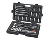 "GearWrench 118 Piece 1/4"", 3/8"", and 1/2"" Drive SAE/Metric Super Socket Set"