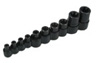 "Lisle 10 pc. 1/4"", 3/8"" and 1/2"" Female Torx® Socket Set"