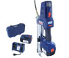 Lincoln Industrial 18V Lithium Ion PowerLuber, Dual Battery Unit With Charger And Carrying Case