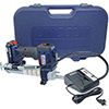 Lincoln Industrial 20V Lithium-Ion Battery Operated Grease Gun, Dual Battery
