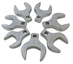 Sunex Tools Metric Crowfoot 7pc 34,35,36,38,41,42,46mm